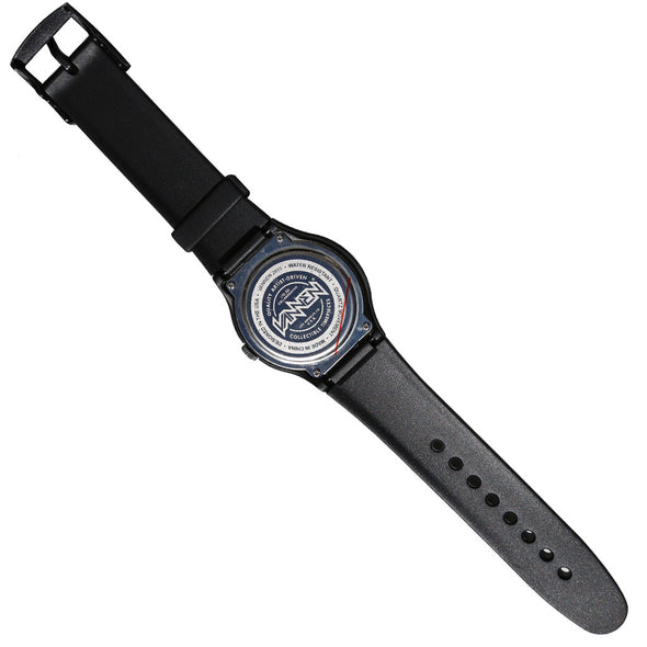 Vannen X HMNIM Black collab watch