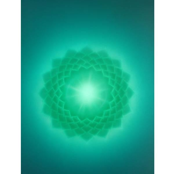 Third Eye Chakra 10 pack (laminated) wallet card
