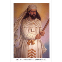 Zarathustra with Sword Wallet Card