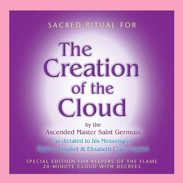 Creation of the Cloud Ritual CD - Special Edition