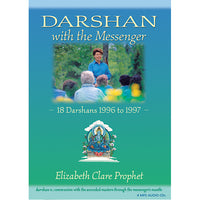 Darshan with the Messenger (MP3 CD set of 4)