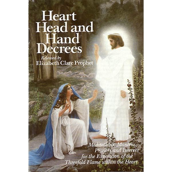 Heart, Head and Hand Decrees Booklet (PDF Download)