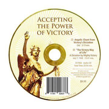 Angelic Chant from Victory's Dictation