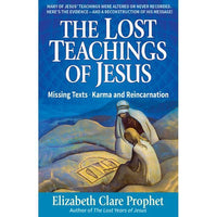 Lost Teaching Jesus: Missing Text-Karma & Reincarnation
