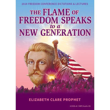 The Flame of Freedom Speaks to a New Generation - (DVD - VIDEO)
