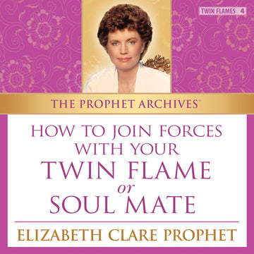 The Prophet Archives: How to Join Forces with Your Twin Flame or Soul Mate - MP3 Download