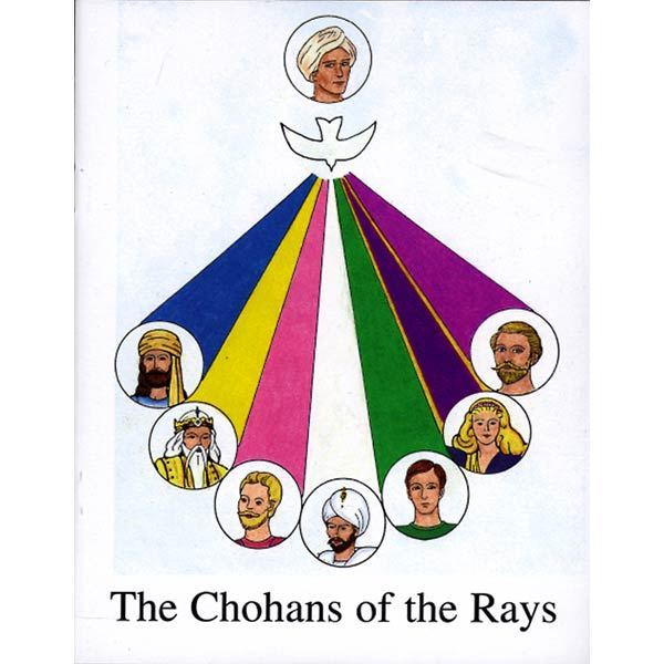 Chohans of the Rays booklet