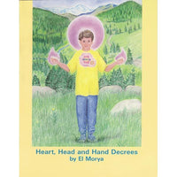 Heart, Head & Hand Decrees for Children booklet