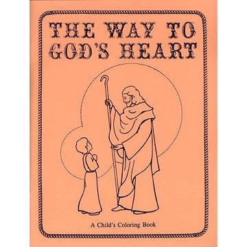 Way to God's Heart (coloring book)