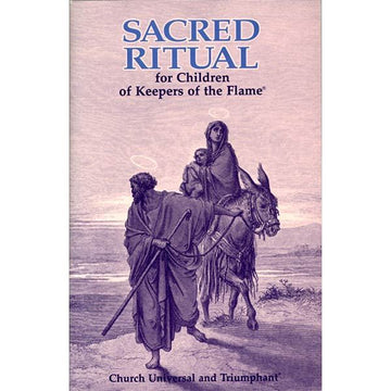 Sacred Ritual For Children booklet