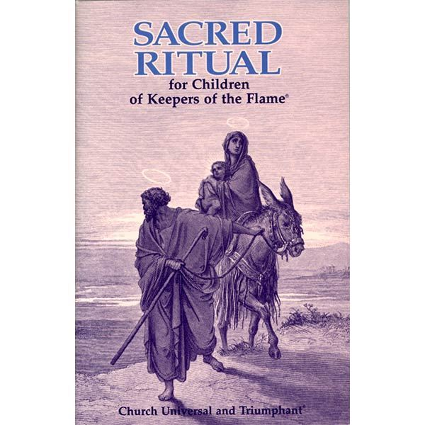 06Sacred Ritual For Children booklet