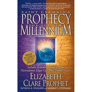 065Saint Germain's Prophecy for the New Millennium