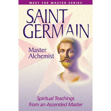 Saint Germain - Master Alchemist (Pocket Guide)