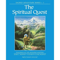 Spiritual Quest, Sacred Adventure #1