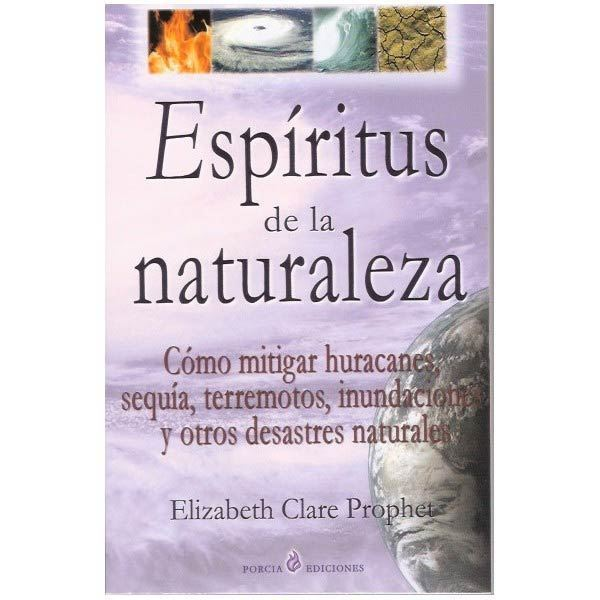 Espiritus de La naturaleza (Pocket guide)
