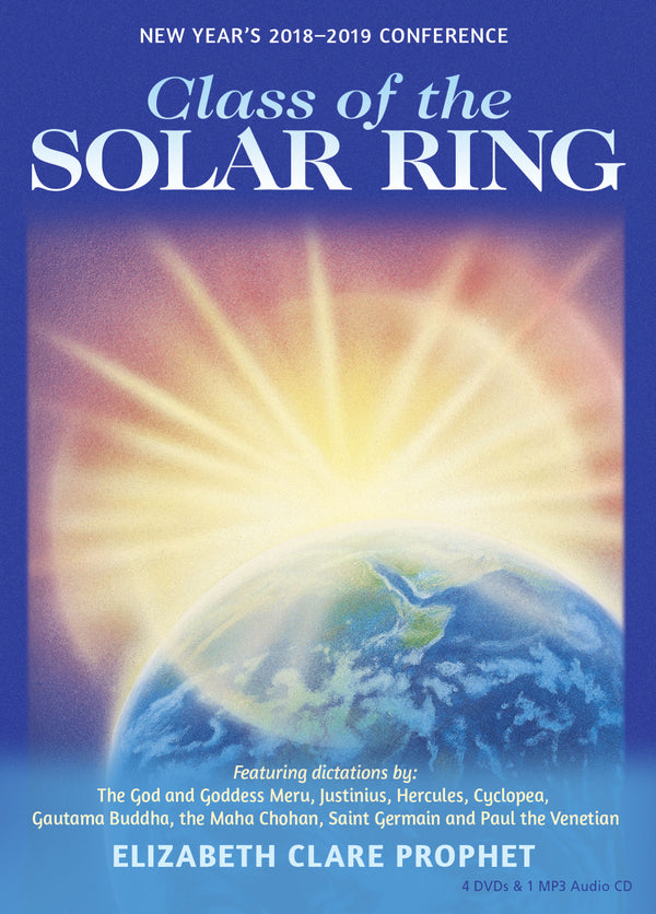 Class of the Solar Ring 2018-2019 NY CONFERENCE - (DVD)