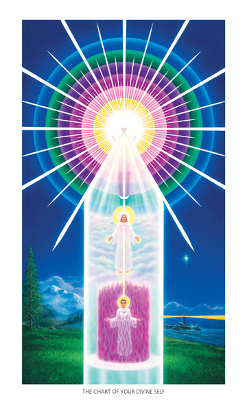 Chart of Divine Self Cards
