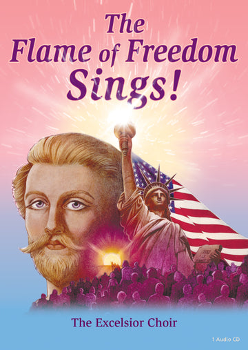 The Flame of Freedom Sings!