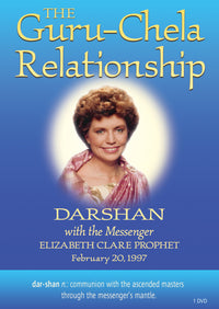 The Guru-Chela Relationship, Darshan 16 - (DVD VIDEO)