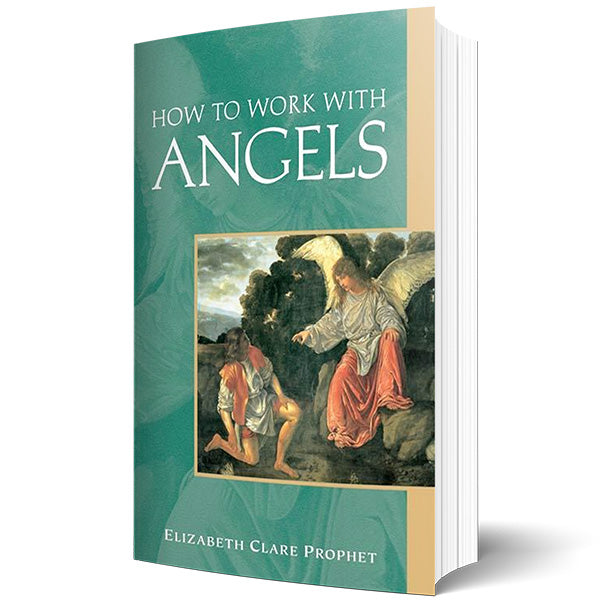 How To Work With Angels (Pocket Guide)