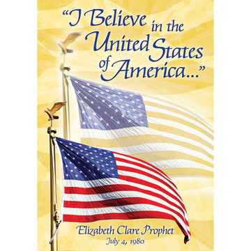 I Believe in the United States of America- (DVD - VIDEO)