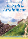 The Path to Attainment (Easter Conference 2020) MP3 Audio CD
