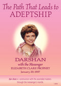 158The Path That Leads to Adeptship (Darshan 13) - (DVD - VIDEO)
