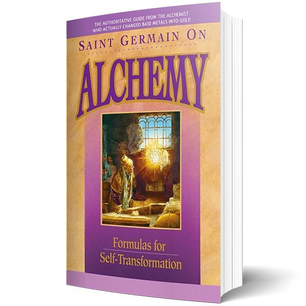 Saint Germain on Alchemy - Trade Size