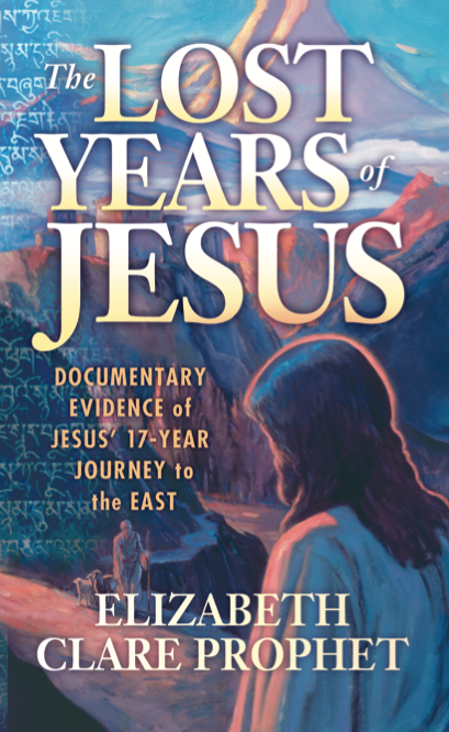 Lost Years Of Jesus - Pocket Book