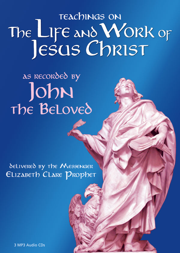 Teachings on the Life and Work of Jesus Christ - (MP3 CD)