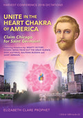 227Unite Heart Chakra America. (Harvest 2018) - (DVD - VIDEO)
