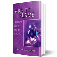 048Violet Flame To Heal Body, Mind And Soul