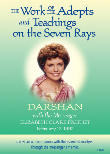 161Work of the Adepts and Teachings on the Seven Rays - (DVD - VIDEO)