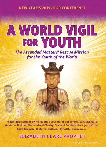 A World Vigil for Youth - New Year's 2019-2020 Conference - (DVD + CD)