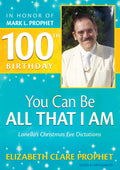 229You Can Be, ALL THAT I AM - 100th BIRTHDAY - (DVD)