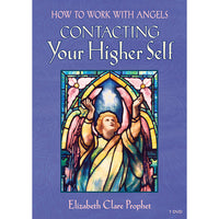 129How to Work with Angels Contacting Your Higher Self - (DVD - VIDEO)