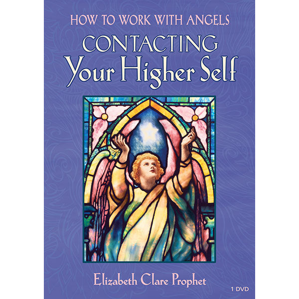 How to Work with Angels Contacting Your Higher Self - (DVD - VIDEO)