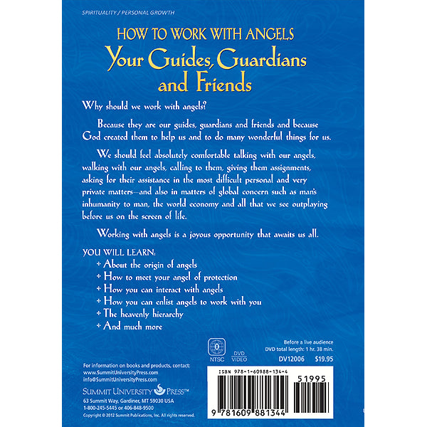 121How to Work with Angels: Your Guides, Guardians, and Friends