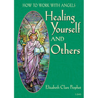 141How to Work with Angels Healing Yourself and Others - (DVD - VIDEO)