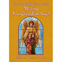 122How to Work with Angels to Meet Your Guardian Angel - (DVD - VIDEO)