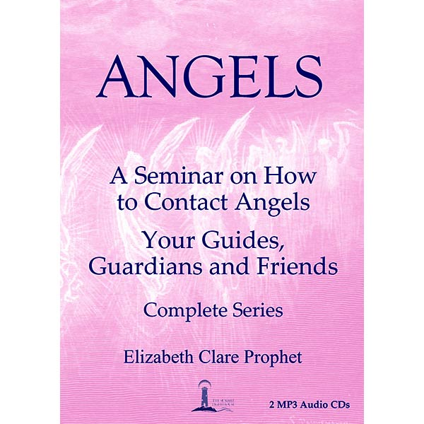 346ANGELS-How to Contact Angels-Complete Series - MP3