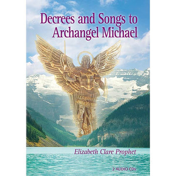 079Decrees and Songs to Archangel Michael - CD