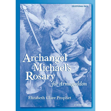 076Archangel Michael's Rosary for Armageddon Devotional - CD