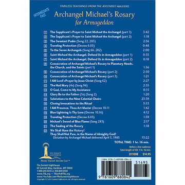 041Archangel Michael's Rosary - Intermediate Pace - CD