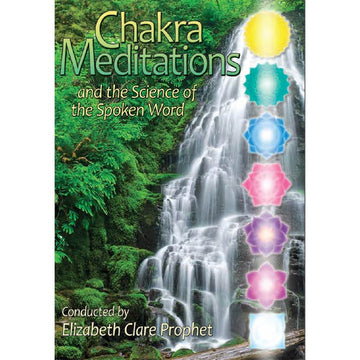 Chakra Meditations and the Science of the Spoken Word - MP3