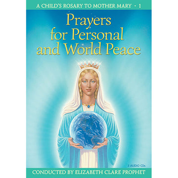 098A Child's Rosary - Prayers for Personal and World Peace - CD