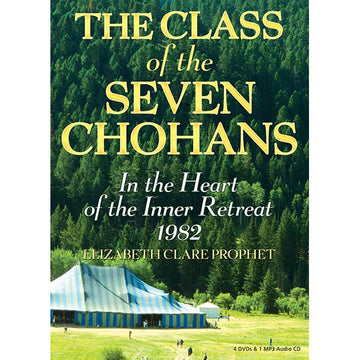 210The Class of the Seven Chohans - (DVD - VIDEO)