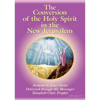 317The Conversion of the Holy Spirit in the New Jerusalem - MP3