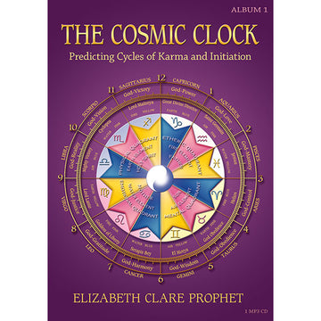Cosmic Clock, The--Predicting Cycles of Karma and Initiation - (MP3 CD)
