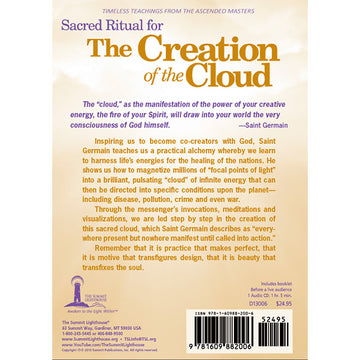 046The Sacred Ritual for the Creation of the Cloud + Booklet - CD
